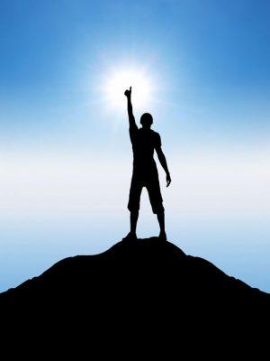 reach for sun